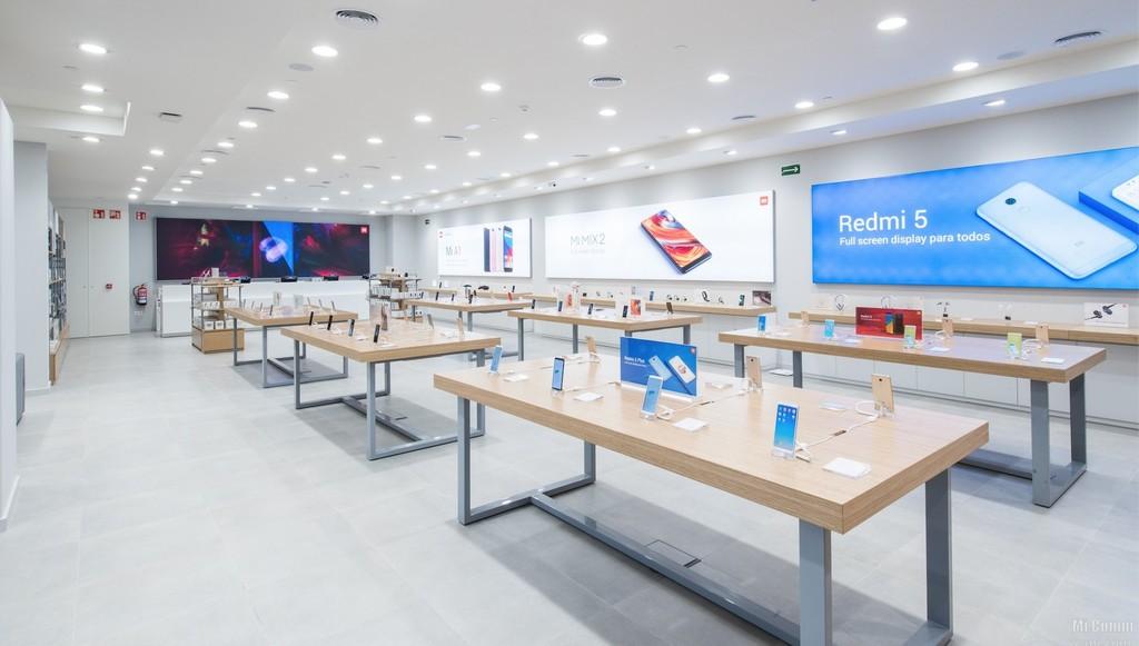 Tienda Fisica Xiaomi
