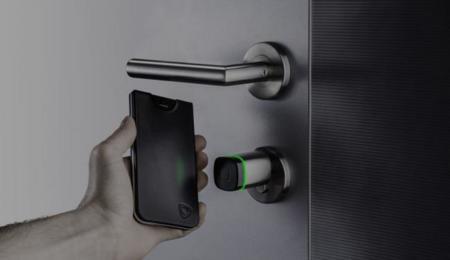NFC apertura de puertas