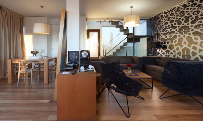 Habitacion Junior Suite Con Vistas Y Terraza 104