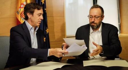 Pacto Ciudadanos Y Pp Complemento Salarial