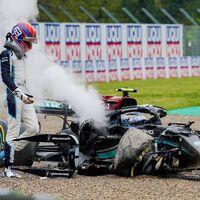 Fernando Alonso y Carlos Sainz, de los que menos gastan en reparaciones en la Fórmula 1; Valtteri Bottas, el que más