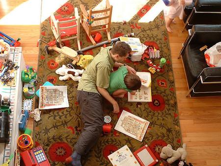 No es necesario explicar 'por qué leemos a los niños por las noches', ¿nos apetece?, entonces hagamoslo