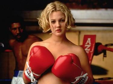 Tenemos la clave para conseguir que Drew Barrymore se ponga violenta