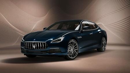 Maserati Quattroporte Levante Y Ghibli Royale Edition 2