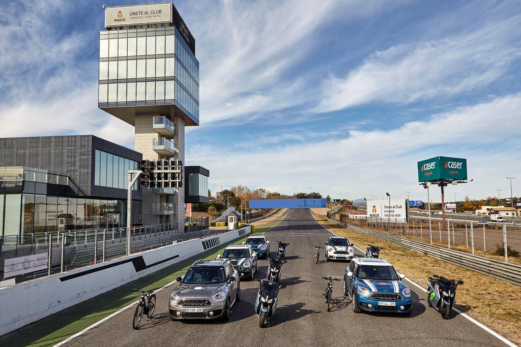 BMW Tetratlón