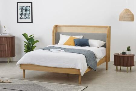 Ratán y mimbre son los materiales de moda: Ideas inspiradoras para incorporarlos a tu dormitorio este verano