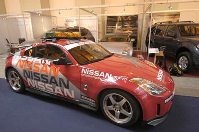 NISSAN 350Z Challenge. Nueva copa monomarca para el Nacional de Asfalto