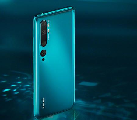 Xiaomi CC9 Pro: una pentacámara trasera con el sensor 108 megapíxeles y la batería más grande en un móvil Xiaomi hasta la fecha