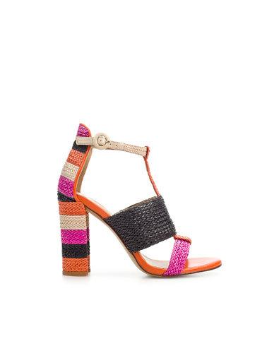 Zapato de Zara