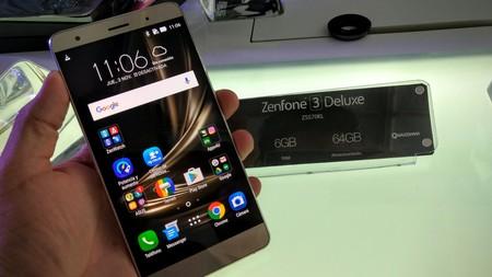 Asus Zenfone 3 Deluxe Primeras Impresiones 2