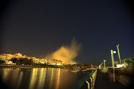 Fuegos de Bouzas 2012: Final