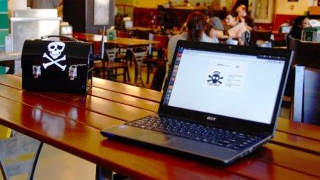 PirateBox, creando redes WiFi seguras y móviles para compartir contenido