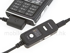 Transmisor para teléfonos móviles Sony Ericsson