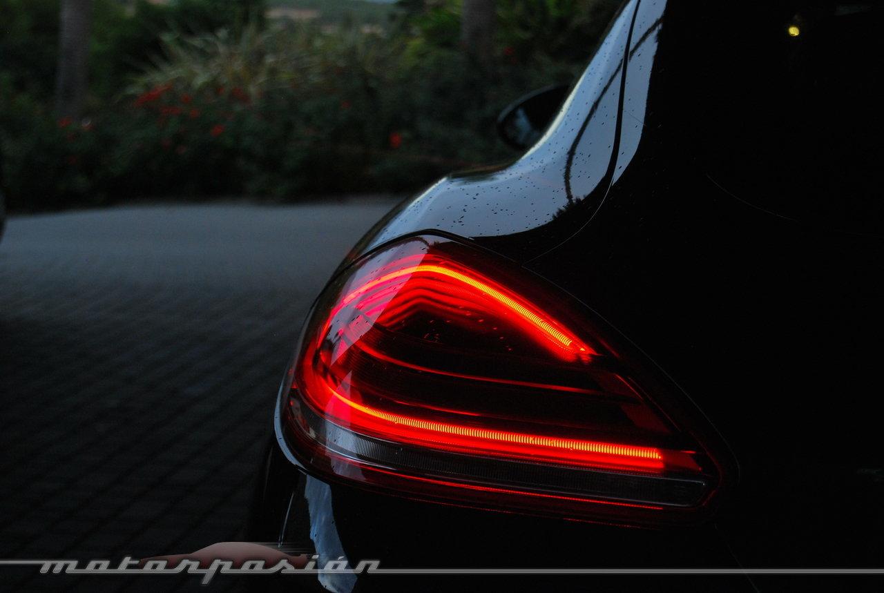 Foto de Porsche Panamera 2014 (presentación) (8/38)