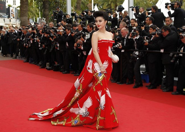Fan Bingbing Chris Bu Kewen