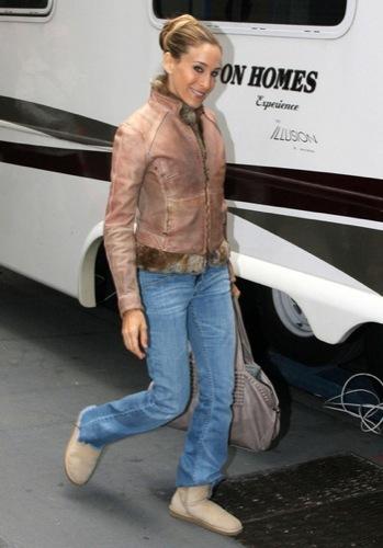 Sexo en Nueva York 2: nuevos estilos, nuevos looks y Sarah Jessica Parker como estrella II