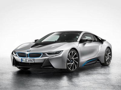El actualizado BMW i8 podría tener 420 CV y mayor autonomía