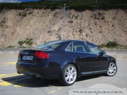 Prueba: Audi S4 (parte 3)