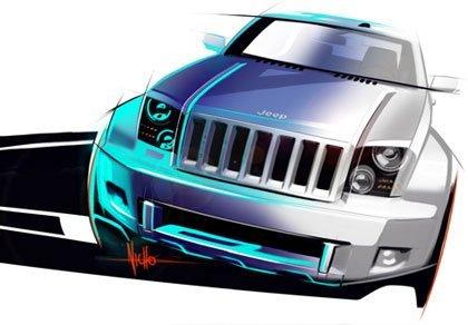 Jeep y Chrysler presentarán dos prototipos en Detroit