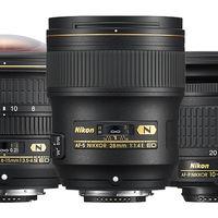 AFS Fisheye Nikkor 8-15 mm, 28 mm ƒ1.4E ED y DX 10-20 mm VR: toda la información sobre los nuevos objetivos gran angular de Nikon