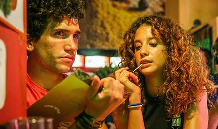 A Quien Te Llevarias A Una Isla Desierta Netflix Maria Pedraza Jaime Lorente Andrea Ros Pol Monen 2