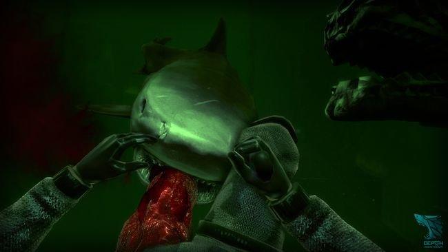 Depth Enfrentando A Buzos Contra Tiburones Gdc 2011
