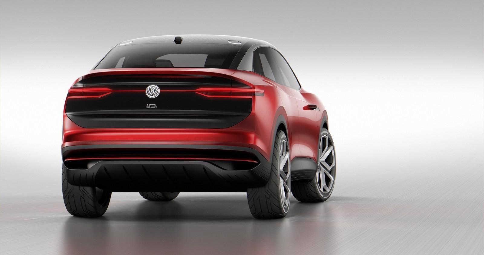 Foto de Volkswagen I.D. Crozz Concept II (15/16)