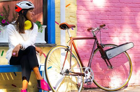 El kit de conversión a bicicleta eléctrica más económico cuesta 330 euros, pero no es universal