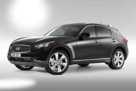 Infiniti FX Nueva Lista De Precios Diesel Inclusive - Seguro de auto infinity