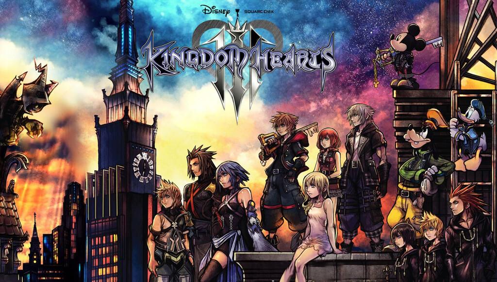 La saga 'Kingdom Hearts' llega oficialmente a PC: lo hará con cuatro juegos que serán exclusivos de Epic Games