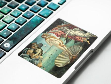 Famous Paintings Keyboard Stickers Keyshots 5
