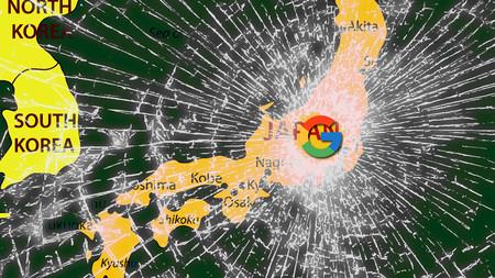 Un pequeño error de Google colapsa Internet en Japón