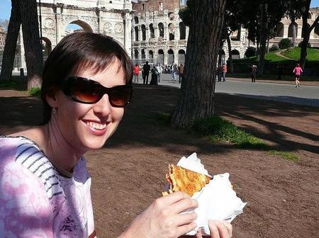 Se acabó comer pizza junto a la Fontana di Trevi