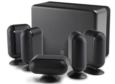 Q Acoustics 7000i, conjunto de altavoces 5.1 para nuestro home cinema