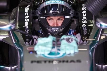 No hay sanción para Nico Rosberg