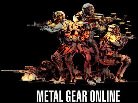 Nuevos detalles de la beta de 'Metal Gear Online'