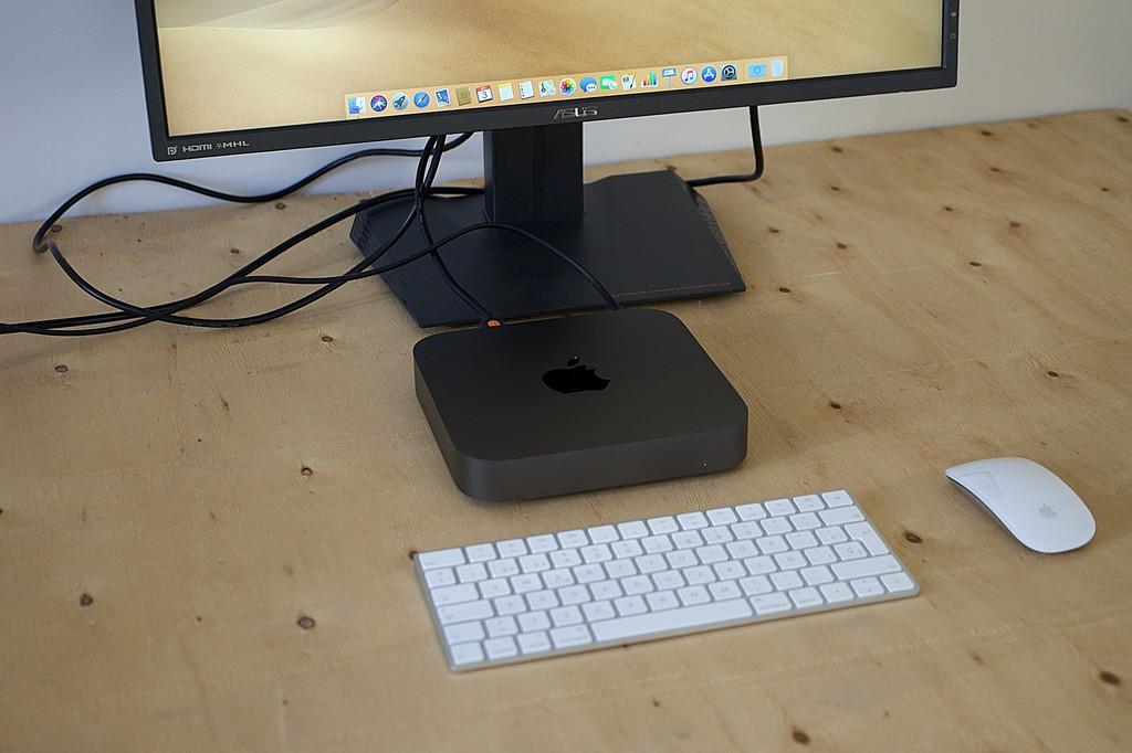 Mac mini 2018, análisis: el Mac más barato ya no es el mismo