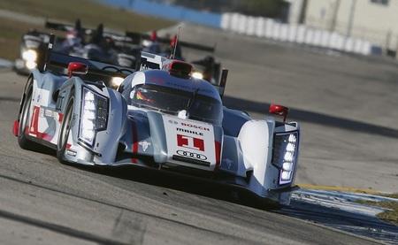 Doblete Audi en la parrilla de las 12 Horas de Sebring