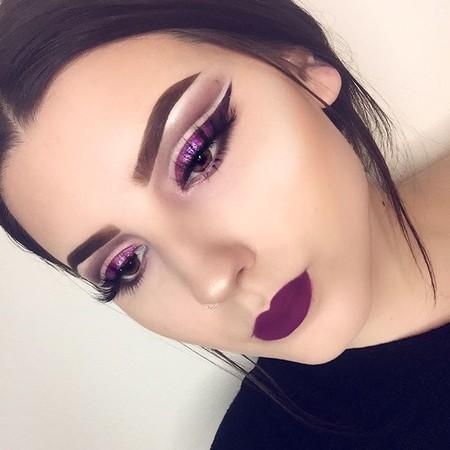 """¿Buscando nueva tendencia de maquillaje? Apunta la del """"espacio negativo"""" que triunfa en Instagram"""