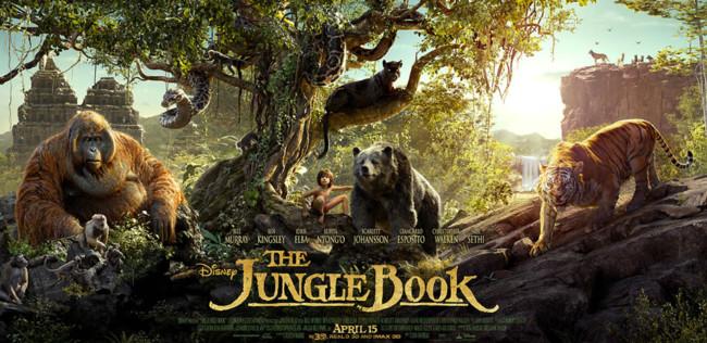 Libro De La Selva Poster