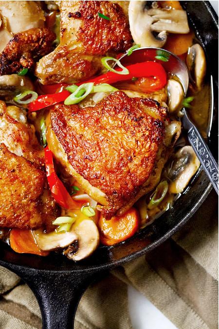 11 cenas fáciles y rápidas: cocina sana y exprés para hacer la ...