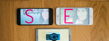 """Comparativa a fondo de la cámara frontal de los mejores smartphones: ¿qué móvil consigue mejores """"selfies""""?"""