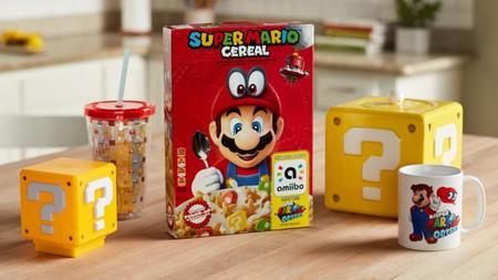 El cereal de Super Mario llega a México de manera oficial, un año después de su lanzamiento