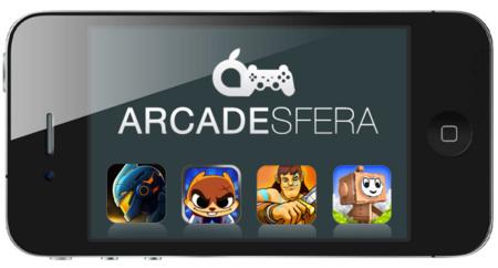 Arcadesfera: lanzamientos de la semana (I)