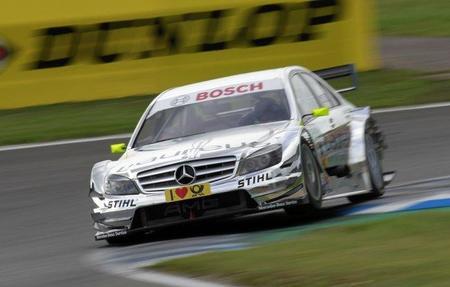 Dunlop termina su acuerdo con el DTM