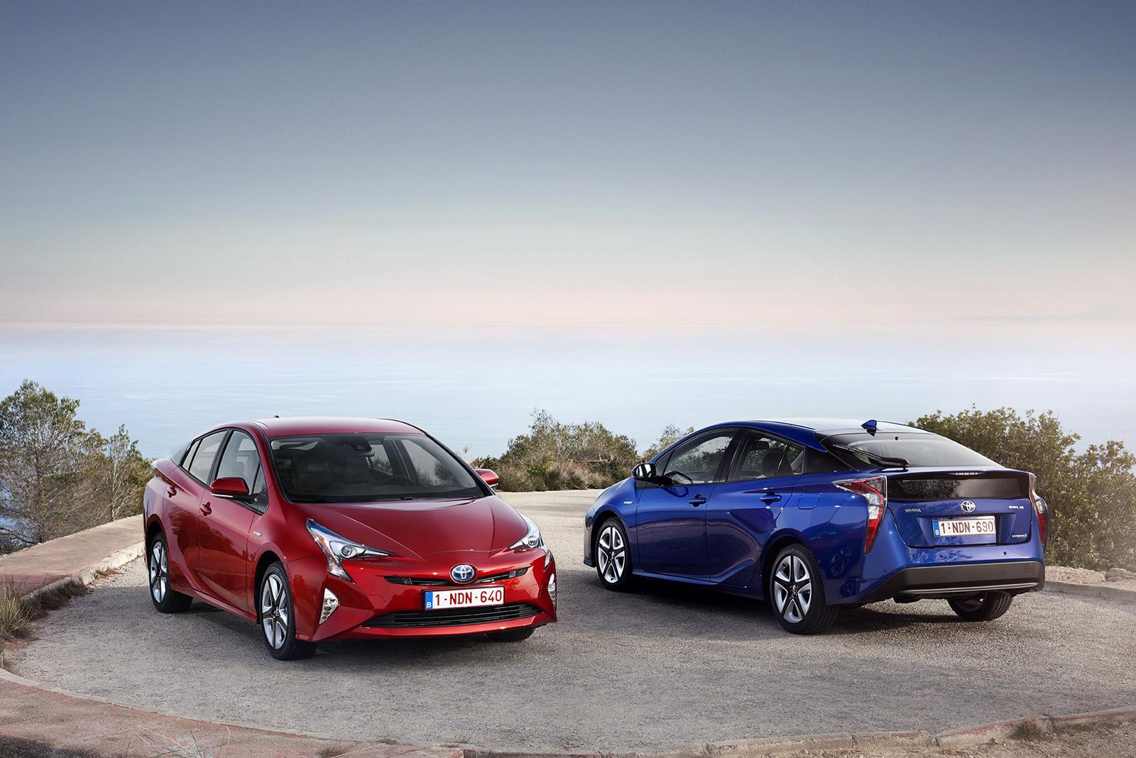Foto de Toyota Prius 2016 (9/90)