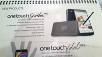 Alcatel One Touch Scribe Pro, subiendo hasta las seis pulgadas
