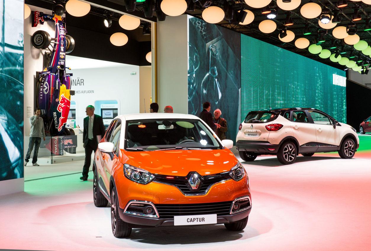 Foto de Renault Captur 2013 (15/19)