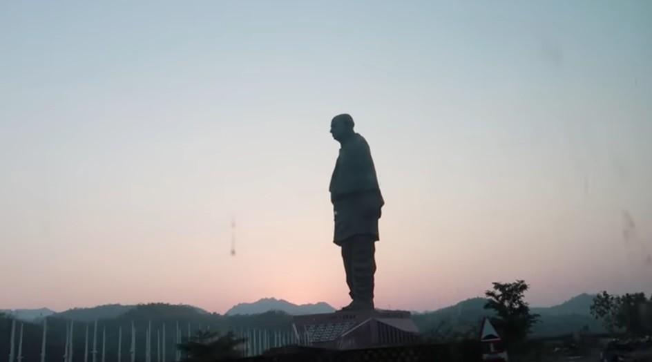Así se construyó la estatua más grande del mundo: más alta que la London Eye