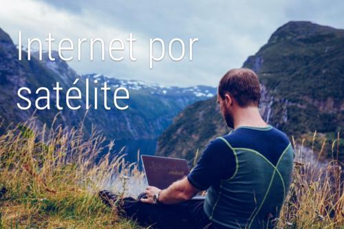 Internet por satélite: las mejores ofertas para conectarse en zonas remotas sin fibra ni 4G